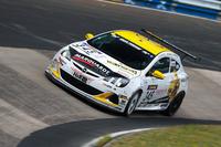 VLN Photos - Lucas Waltermann, Sandro Rothenberger, Andrea Sabbatini, Opel Astra OPC Cup