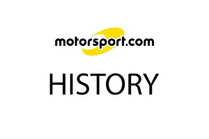History Breaking news This week in racing history (October 27 - November 2)