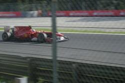 F1 Italian GP - Monza 2010