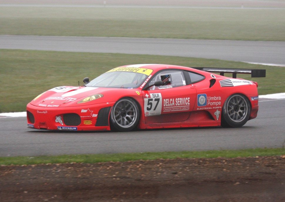 BMS Scuderia Italia - Ruberti Malucelli - Ferrari F430 GT2 - 57