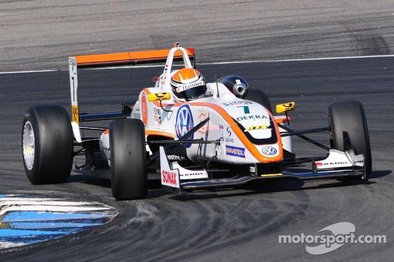 ATS Formel 3 Cup, Hannes van Asseldonk