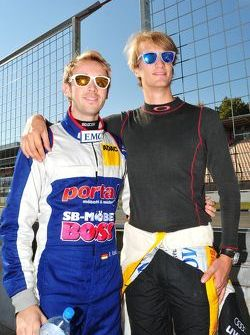 René Rast and Jens Klingmann