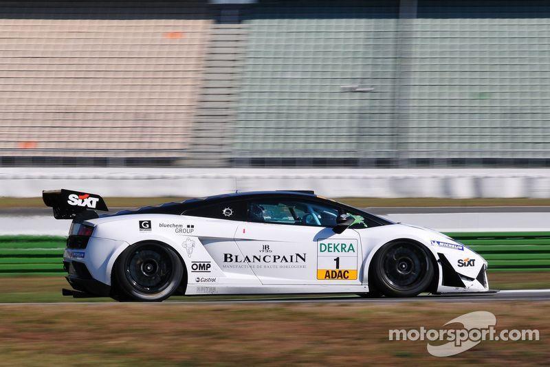 ADAC GT Masters Race 1 - Albert von Thurn und Taxis / Philipp Geipel
