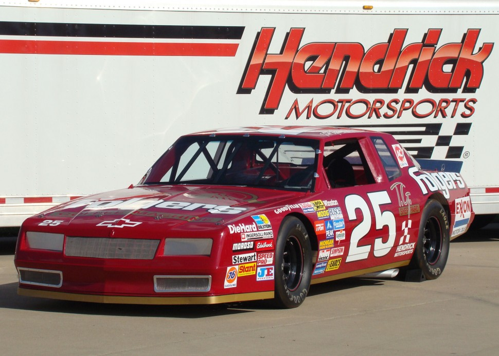 Tim Richmond's Folgers Monte Carlo
