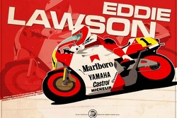 Eddie Lawson - 500cc 1987
