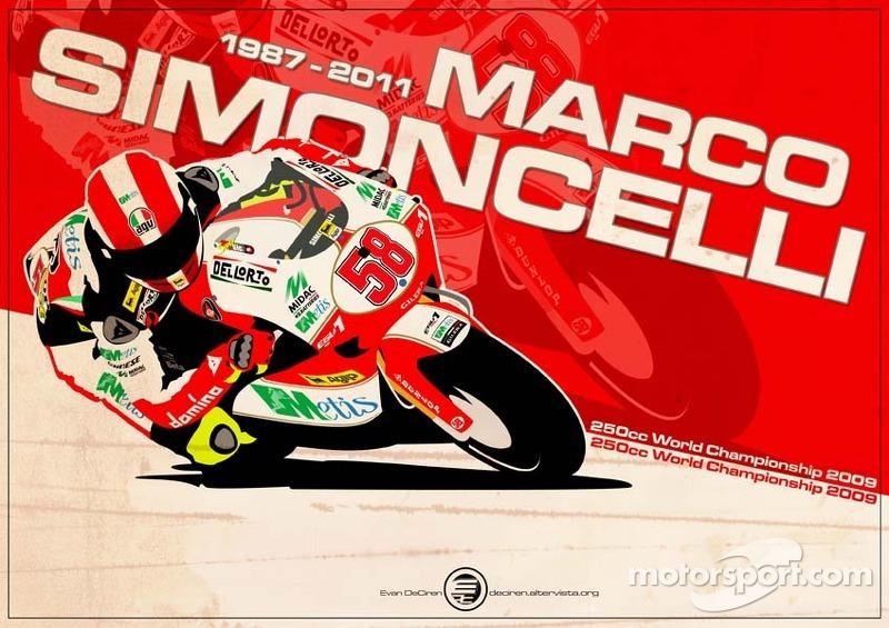 Marco Simoncelli - 250cc 2009