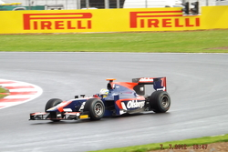 Marcus Ericcson ISport GP2 Team