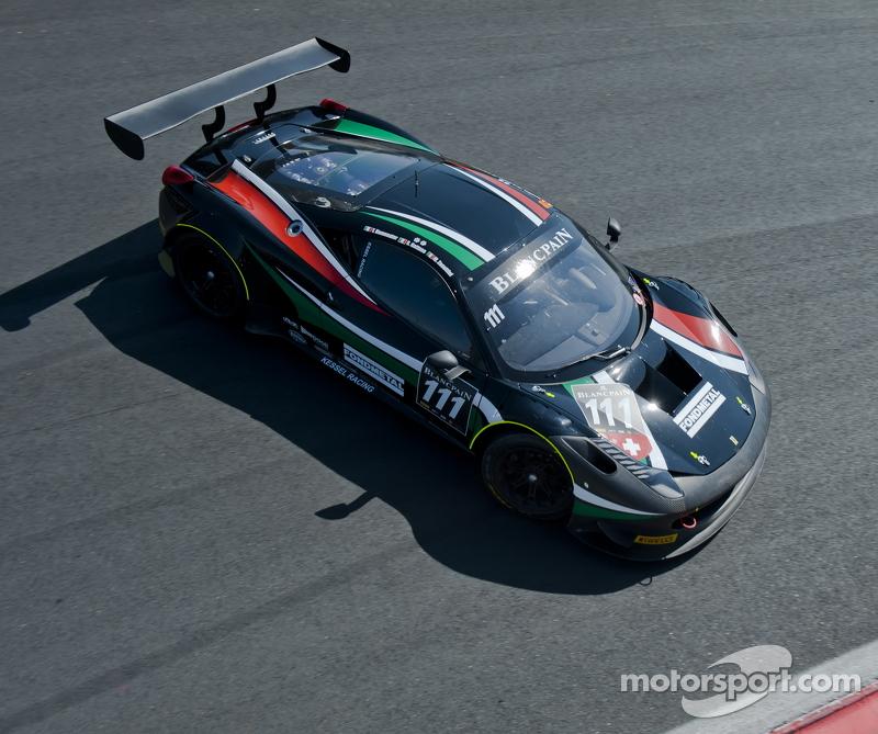 Blancpain Endurance - Monza 2013