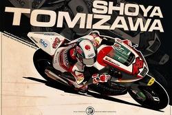 Shoya Tomizawa – Moto2 2010