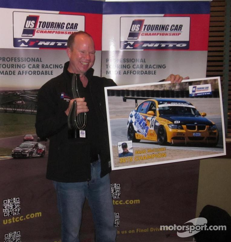 Brad McClure 2013 USTCC Champion