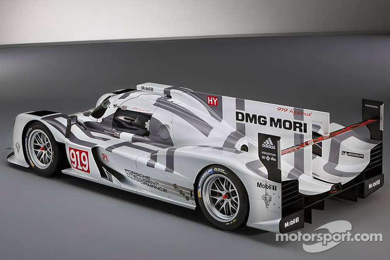 Possible Porsche 919 Hybrid livery