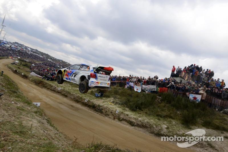 Sébastien Ogier/Julien Ingrassia, Volkswagen Polo R WRC