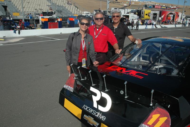 Robin Osborne, Steve Ertzner & Mike Cesario