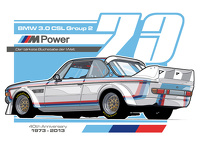 BMW - 3.0 CSL GROUP 2