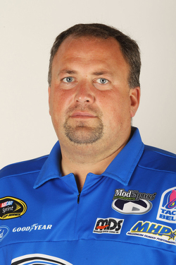 Jay Guy, NASCAR Crew Chief