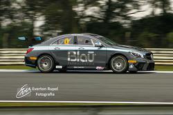 Marcelo Hahn, CLA, Blau Motorsport