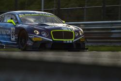 #84 Vincent Abril & Maximilian Buhk - Team HTP Bentley Continental GT