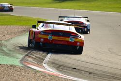 #99 Aston Martin Vantage V8 - MacDowall, Rees & Stanaway