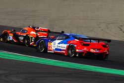 #72 SMP Racing Ferrari 458 Italia - Shaytar, Bertolini & Basov