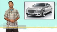 New Bentley Continental GT, US Infrastructure, Subaru Coupe, Hyundai RB