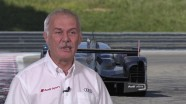The Way to Le Mans - Interview Baretzky