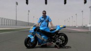 Team Manager Paul Denning of MotoGP Team  Rizla Suzuki