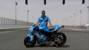 Team Manager Paul Denning of MotoGP Team  Rizla Suzuki