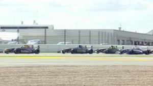 Eurocup FR 2.0 Silverstone News 2011 - Race 2