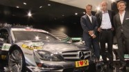 Unveiling of the new DTM AMG Mercedes C-Coupé - Feature