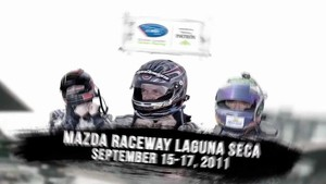 Level 5 Motorsports at Mazda Raceway Laguna Seca ALMS 2011