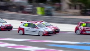 Eurocup Clio Paul Ricard HTTT News 2011 - Race 2