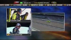 Menard Wins Brickyard 400! - Pocono Raceway 2011