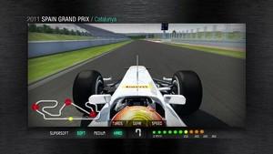 2011 Formula 1 Spanish GP - 3D Simulation