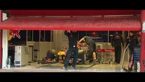 Infiniti Red Bull Racing mood film
