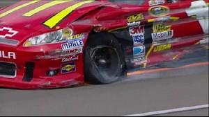 McMurray in Trouble - Watkins Glen - 08/12/2012