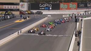 2012 - IndyCar - Sonoma - Race