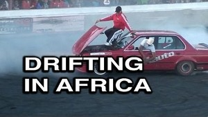 Behind the Smoke 2 - Ep 21 Africa Drift, Spinners & Lions - Daijiro Yoshihara
