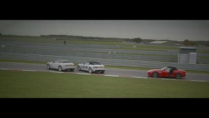 Jaguar F-TYPE: Prototype Test Drive