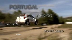 12 Rallyes. 231 Stages. 4546 Kilometr