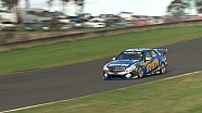 New V8 Makes Hit The Test Track Ahead of Supercar Season - IRWIN Racing AMG