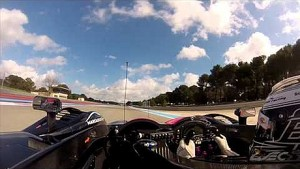 Lap of Le Castellet with Bertrand Baguette (BEL) - nr35 Oak Racing Morgan-Nissan
