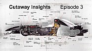 Cutaway Insights - Episode 3: Driver Seats - Sauber F1 Team