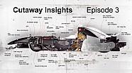 Cutaway Insights - Episode 3: Driver Seats - Sauber F1 Team