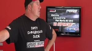 Paul Morris back in V8 Supercars