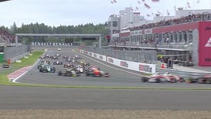 Eurocup Formula Renault 2.0 Moscow News 2013 - Race 1