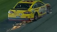 Sparks Fly for Joey Logano | Coke Zero 400, Daytona