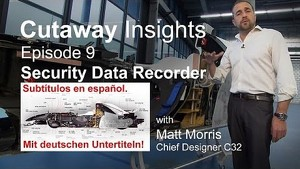 Cutaway Insights - Episode 9: Security Data Recorder (SDR) - Sauber F1 Team