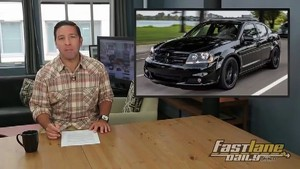 Electric Evo, Chrysler Models Live On, Ford Profit, Sonic Automotive Sales, & Rapid Fire News!
