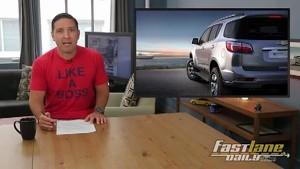 Tony Stewart Crash, YouTube Car, AWD Tesla, Trailblazer Back in US, New VW TDI, & More!