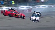 NASCAR Trouble for Austin Dillon and J.J. Yeley  | Michigan (2013)